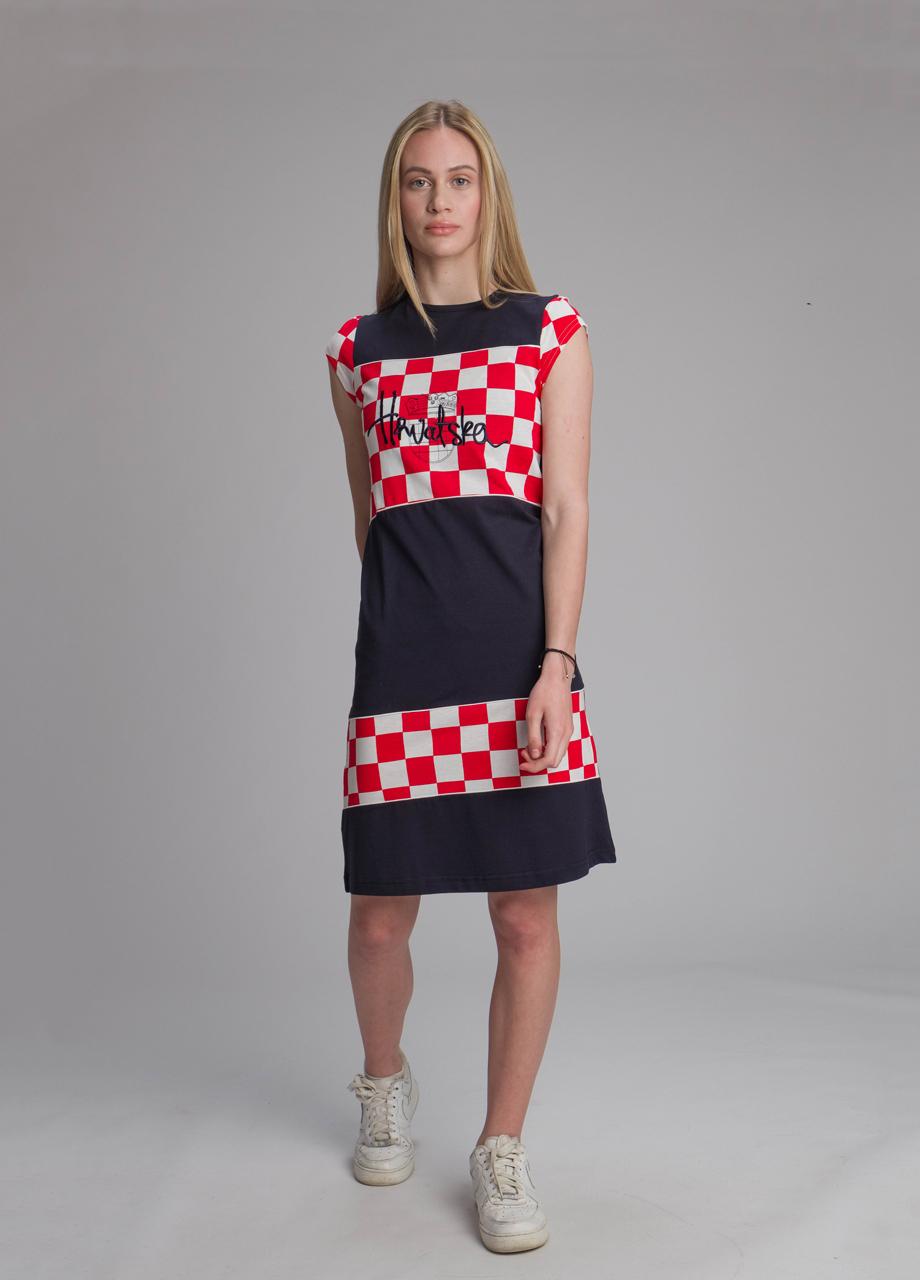 navijačke haljine hrvatska