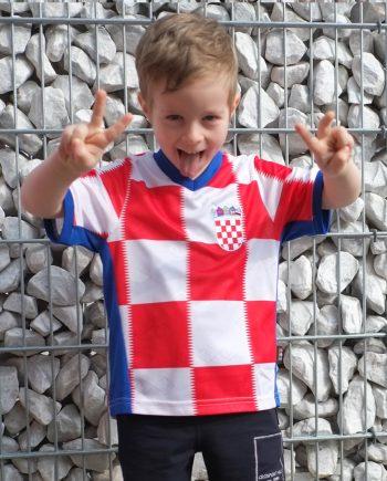 hrvatski dres za djecu