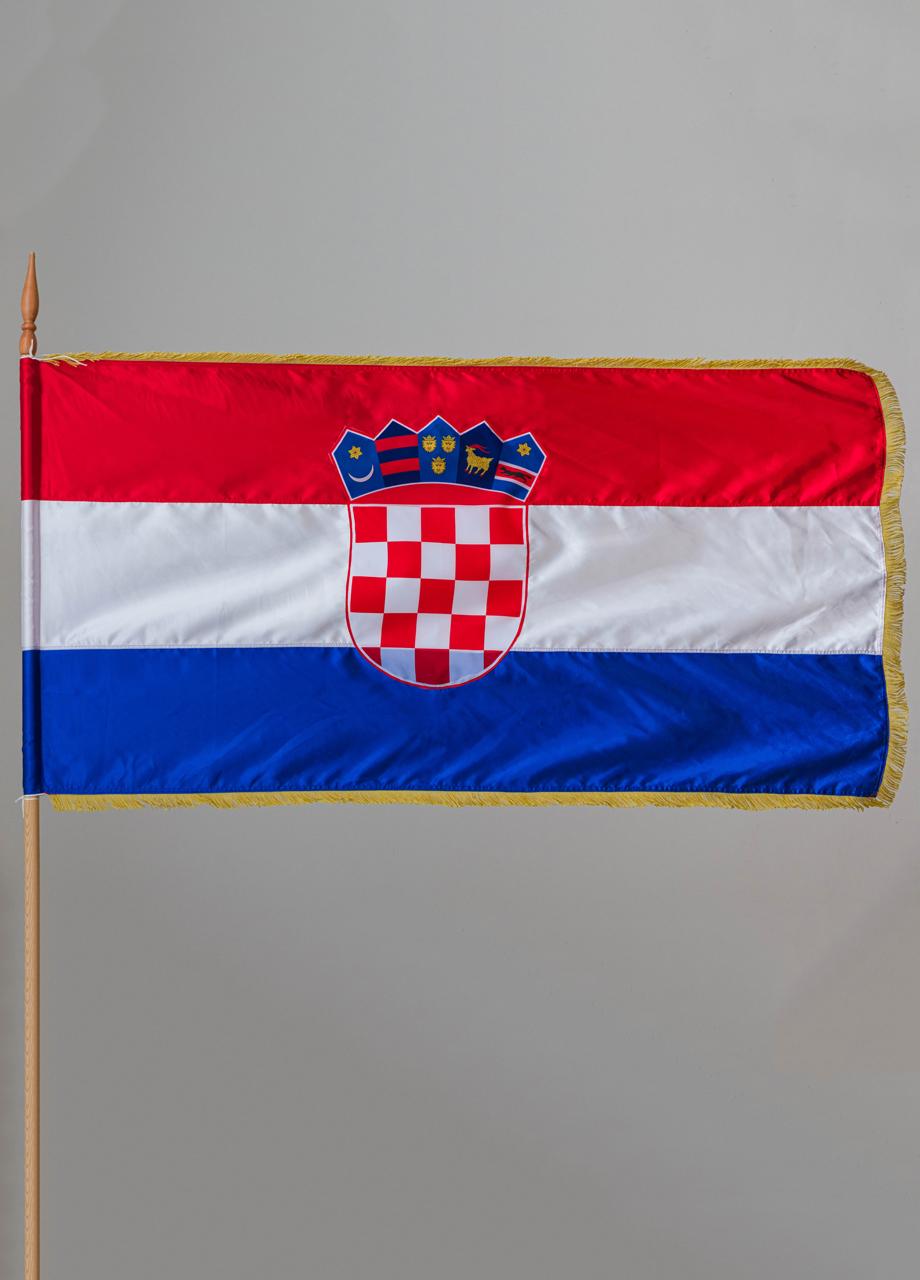 Hrvatska zastava prodaja kvalitetnih zastava