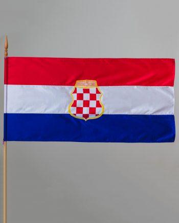 svileni barjak Herceg Bosne