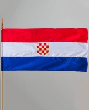 stara hrvatska zastava