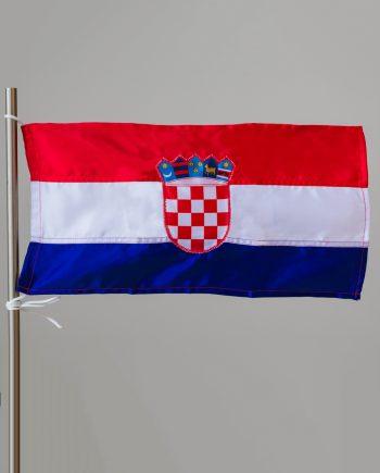 hrvatska zastava za brod ili barku