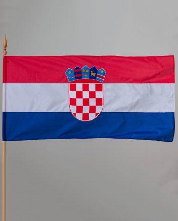 Hrvatska zastava za vanjsku uporabu